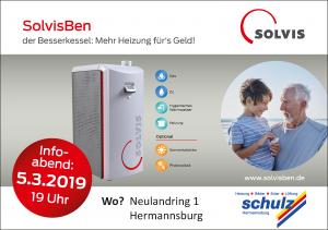 Infoabend Firma Schulz